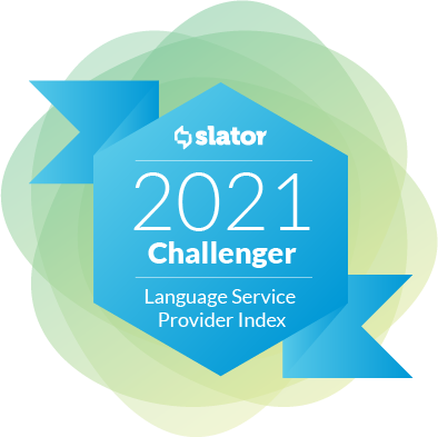 2021 Challenger - Language Service Provider Index